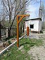 Fire bell, Tashbolot Japarov Secondary School.JPG