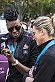 Firebird during ticker tape parade Brisbane-08 (28530984160).jpg