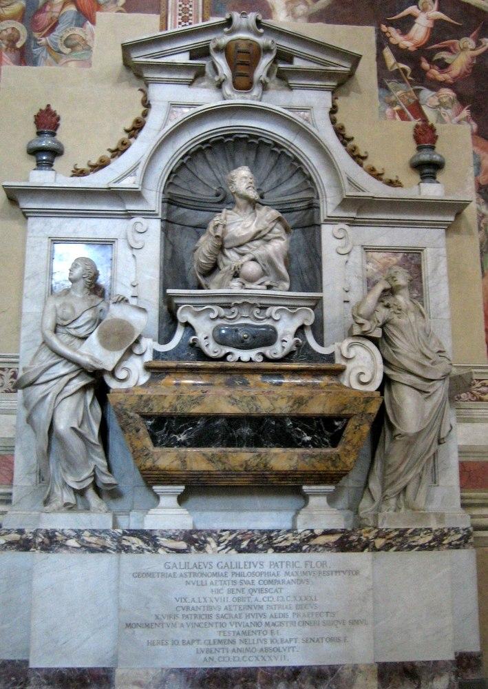 Firenze-santa croce galileo