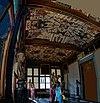 Firenze - Florence - Galleria degli Uffizi - Vasari Corridor 1566 - ICE Photocompilation Viewing NNE & Up.jpg