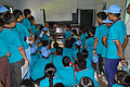 First Aid and Emergency Management Session - Summer Camp - Nisana Foundation - Sibpur BE College Model High School - Howrah 2013-06-08 9208.JPG
