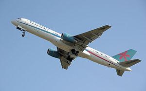 First Choice Airways - First Choice Boeing 757-200 in 2008
