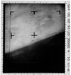 First close up image of another planet - Mars by Mariner 4.jpg