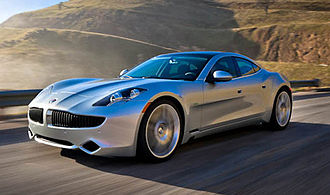 Range extender (vehicle) - The discontinued Fisker Karma was a extended-range electric vehicle.