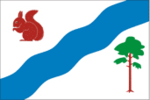 Flag of Gainsky rayon (Perm krai).png