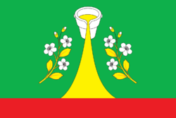Flag of Lvovsky (Moscow oblast).png