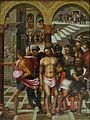 Flagel·lació, Hernando Llanos, Museu de Belles Arts de València.JPG