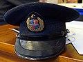 Flat cap in West Mildlands Police Museum.jpg