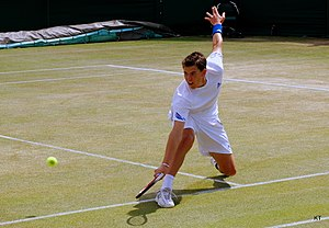 Dominic Thiem - Thiem in 2011
