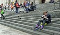 Flickr - Duncan~ - St Paul's steps ^2.jpg