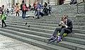 Flickr - Duncan~ - St Paul's steps ^2.jpg