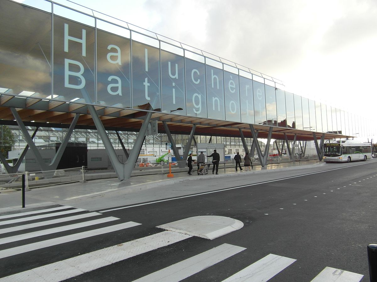 gare de haluch re batignolles wikip dia. Black Bedroom Furniture Sets. Home Design Ideas