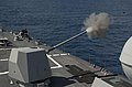 Flickr - Official U.S. Navy Imagery - USS Jason Dunham fires its MK-45 5-inch-54-caliber lightweight gun during a live-fire exercise..jpg