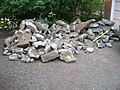 Flickr - brewbooks - The Rubble pile - Garden Rubble Project.jpg