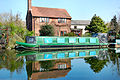 Flickr - ronsaunders47 - REFLECTIONS DOWN ON THE CANAL. 1.jpg