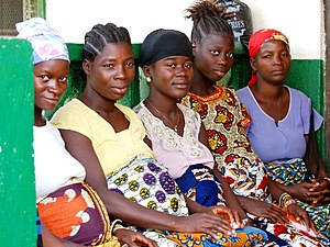 West african gender roles