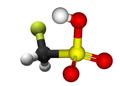 Fluoromethanesulfonic acid3D.png