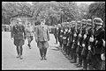 """Fo30141711060048 """"Germanske SS Norge paraderer på Slottsplassen"""" 1944-06-03 (NTBs krigsarkiv, Riksarkivet).jpg"""