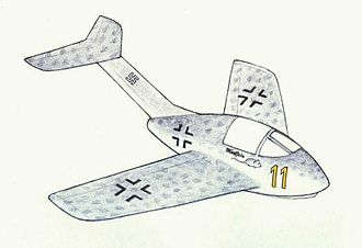 Emergency Fighter Program - Emergency fighters were beset by conceptual flaws such as a very limited endurance. The rocket-powered Focke-Wulf Volksjäger 2.