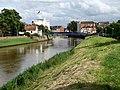 Footbridge on the River Witham, Boston - geograph.org.uk - 480515.jpg