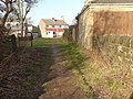 Footpath and Newlaithes Road - geograph.org.uk - 787752.jpg
