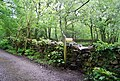 Footpath to Hollins signposted - geograph.org.uk - 1338852.jpg