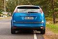 Ford Focus II 1.6 Ghia 4d A (NGL-850) in Haukilahti, Espoo (September 2019, 2).jpg