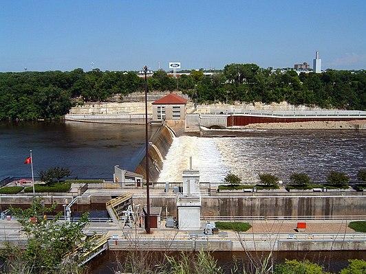 Lock and Dam No. 1