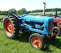 Fordson Major tractor, Cophill Farm vintage rally 2012.jpg