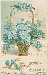 Forget Me Nots and Basket 1907.jpg