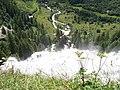 Formazza - Cascata del Toce vista dall'alto - panoramio.jpg