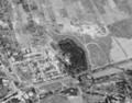 Fort II Stefan Czarniecki (Toruń, Poland) seen by the American reconnaissance satellite Corona 98 (KH-4A 1023) (1965-08-23).png