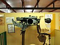 Fort de Fermont and its museum - Ouvrage Fermont - Mixed gun mle 1934, 25mm cannon and twin machine guns pic1.JPG
