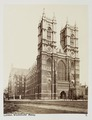 Fotografi av Westminster Abbey. London, England - Hallwylska museet - 105871.tif