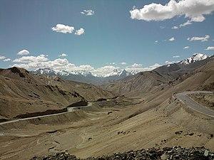 Zaskar Range - Image: Fotu.La.01