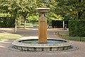 Fountain in Avenue Gardens, Regents Park (1) - geograph.org.uk - 1524017.jpg