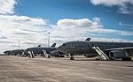 Four Airbus A330 Voyagers at RAF Brize Norton.jpg