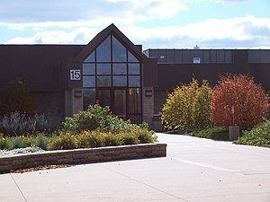 Fox Valley Technical College - Image: Fox Valley Technical College Appleton North Entrance