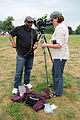 Fox 5 News cameraman and reporter - 50th Anniversary of the March on Washington for Jobs and Freedom.jpg