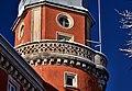 Fragment wieży Pałacu Paulinum w Jeleniej Górze.jpg