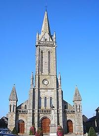 Eglise Saint-Patrice