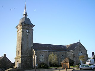 Saint-Bômer-les-Forges Commune in Normandy, France