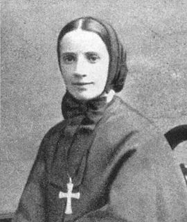 Frances Xavier Cabrini Italian-American saint