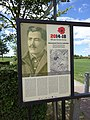 Francis Ledwidge memorial near Artillery Wood Military Cemetery 06.jpg
