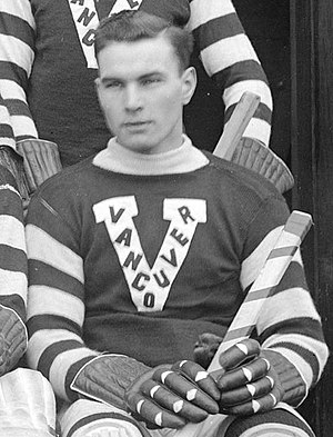 Frank Nighbor - Nighbor with the Vancouver Millionaires in the 1913–14 season.
