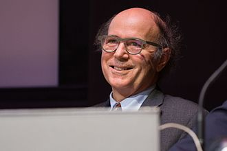 Time crystal - Nobel laureate Frank Wilczek at University of Paris-Saclay