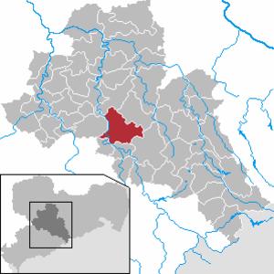 Frankenberg, Saxony