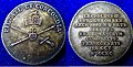 Frankfurt am Main 1.5 Ducat 1790 Silver Strike Coronation Coin Leopold II.jpg