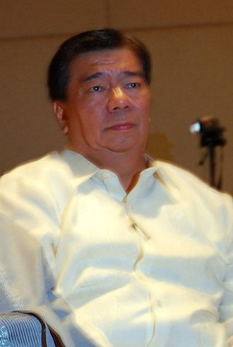 Franklin Drilon - Drilon in 2013
