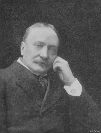 Count Francis Lützow - Count Francis in 1898